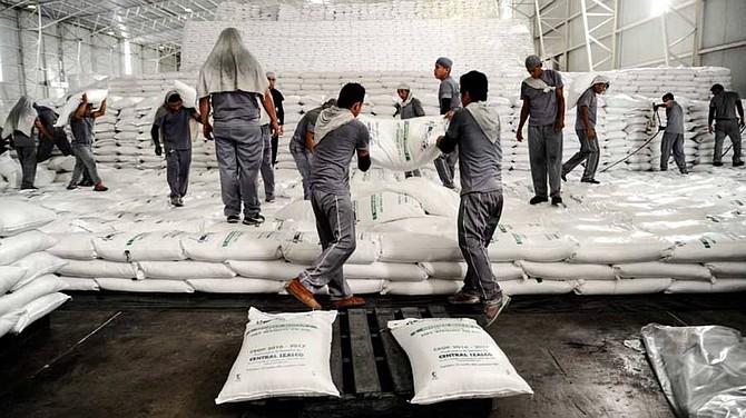 ECONOMÍA. Además de azúcar, El Salvador también le vendía a Taiwán productos como café, miel y frutos secos, entre otros.