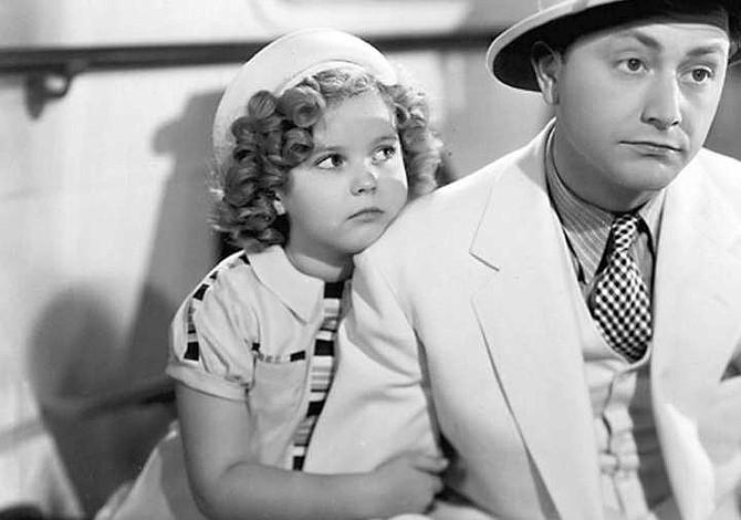 Shirley Temple, la niña más querida de América