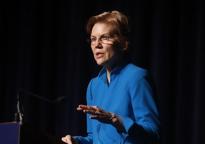 Claves del discurso de Warren en el lanzamiento de su candidatura presidencial