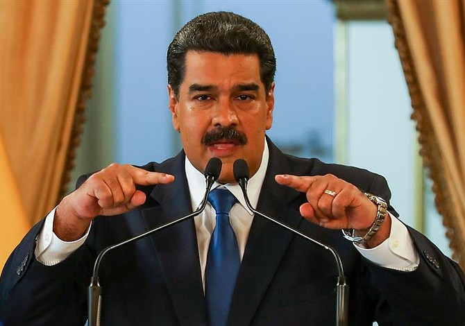 Nicolás Maduro pide apoyo en la OPEP ante sanciones de EE.UU.