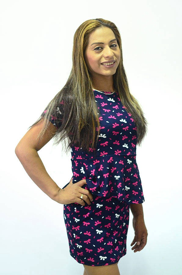 Stacy Aragón