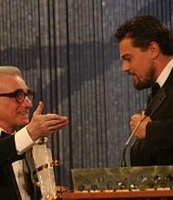 SHOW. Martin Scorsese y Leonardo DiCaprio