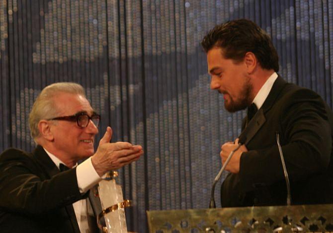 Martin Scorsese y Leonardo DiCaprio producirán una serie para Hulu