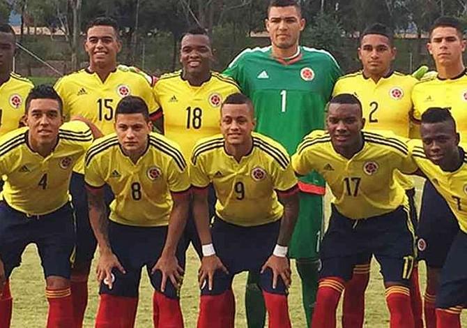 Con ayuda de Argentina y Ecuador, Colombia clasificó al mundial sub 20