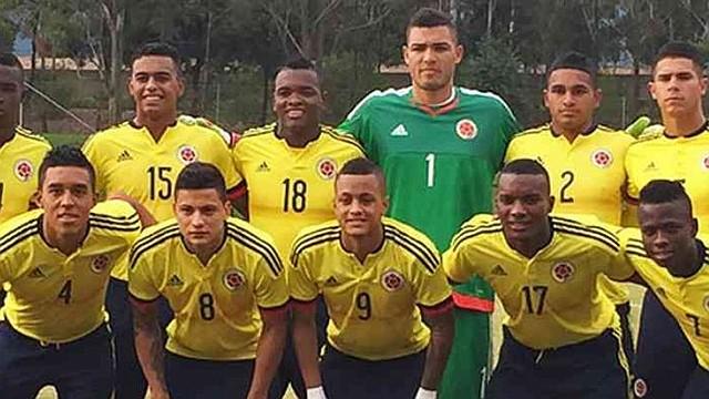 FÚTBOL. Colombia clasificó al mundial sub 20