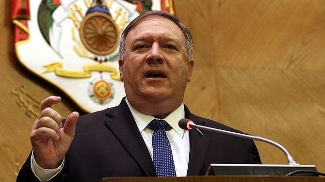 """NEGOCIACIÓN. El representante estadounidense agregó que su Gobierno """"ve con preocupación que China está tratando de instalarse en Europa""""."""
