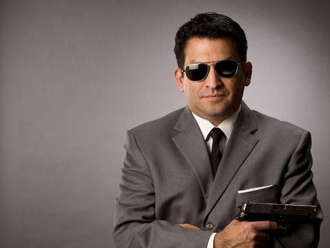 """INFIDELIDAD. Daniel Gómez, fundador de la Agencia de Detectives Gómez y ex Detective en Jefe del programa de televisión """"Cheaters"""","""