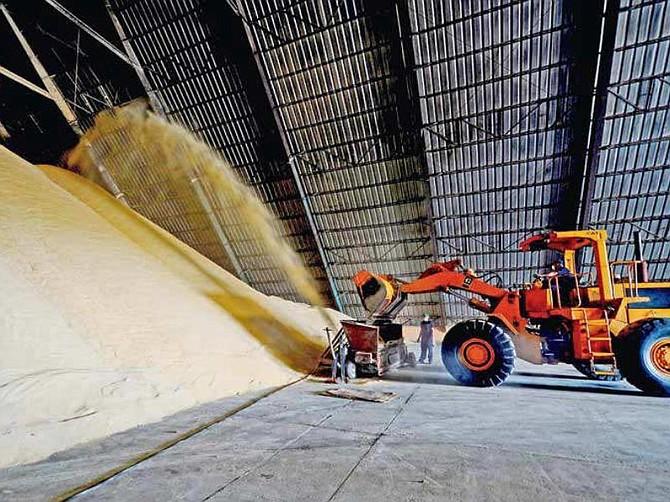 EL SALVADOR. Alrededor de 80 mil toneladas métricas de azúcar es la cuota de exportación que le había otorgado Taiwán a los empresarios salvadoreños