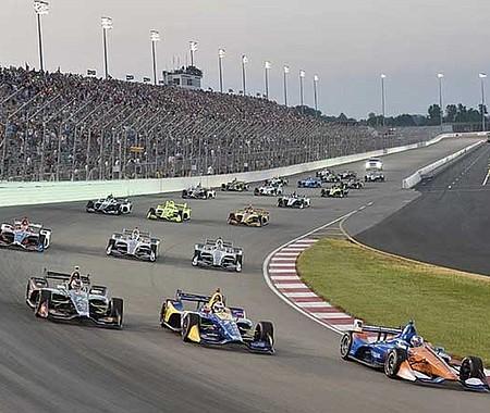 Carrera. La parada en Austin será la segunda competencia del año, ya que la serie dará inicio el 10 de marzo en San Petersburgo.