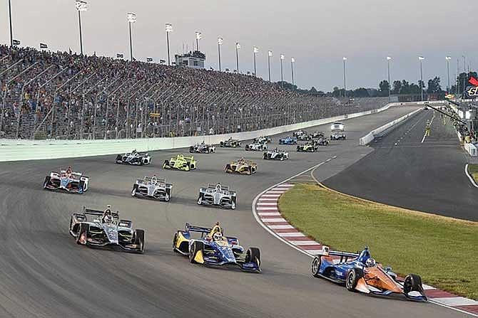 La IndyCar por primera vez en Austin