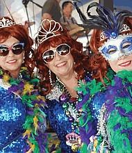 ¡Carnaval para los abuelos!