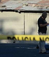 EL SALVADOR. La Fiscalía confirmó que las víctimas tenían tatuajes no alusivos a pandillas