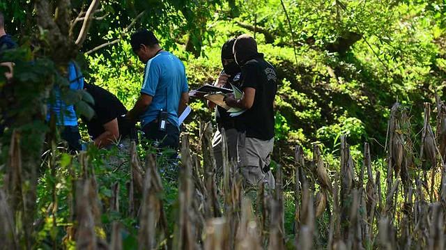 SEGURIDAD. En 2018 se registraron 3.340 homicidios en El Salvador, uno de los países más peligrosos de la región.
