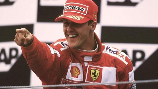 AUTOMOVILISMO. Schumacher ganó siete títulos de Fórmula Uno