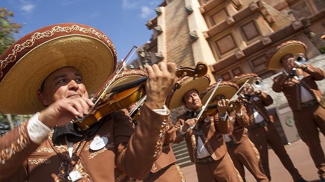 HISTÓRICOS. La agrupación es uno de los más reconocidos conjuntos de mariachi en Estados Unidos.