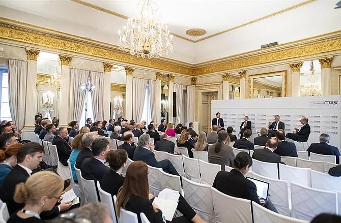 MUNDO. 55ª Conferencia de Seguridad de Munich MSC en Munich