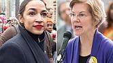 La legisladora Demócrata Alexandria Ocasio-Cortez ha revolucionado la agenda del Partido Demócrata con una inyección de ideas frescas; mientras que Elizabeth Warren abrazó la lucha por un cambio estructural en el sistema económico y político del país con mucho más fuerza desde el anuncio de su precandidatura presidencial.