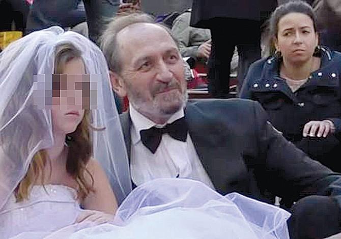 Ajuste en el matrimonio con menores de edad