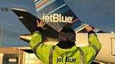 TRANSPORTE. Foto de archivo obtenida de JetBlue Airways