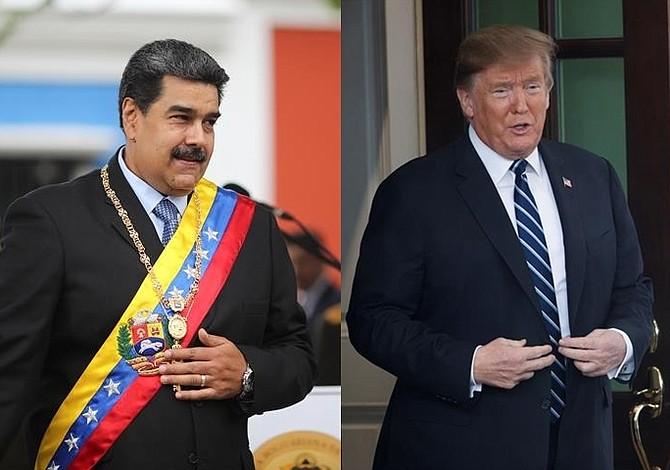 OPINIÓN | ¿Que tiene Trump contra Nicolás Maduro?