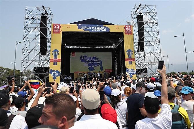 SORPRESA. Guaidó burló una de las medidas cautelares impuestas por el Tribunal Supremo de Justicia (TSJ), el cual prohibió al también presidente de la Asamblea Nacional, salir del país.