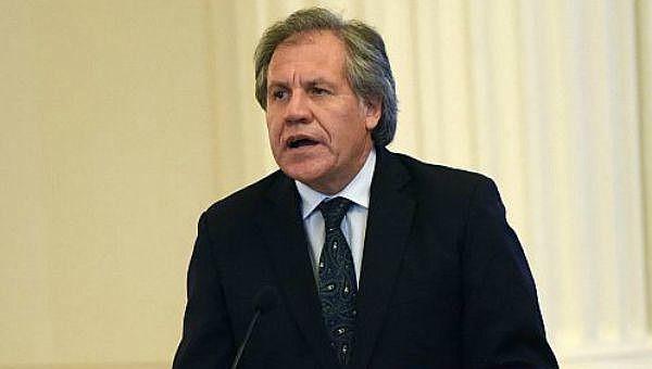 Almagro desconoce las instituciones creadas por la constitución en Cuba