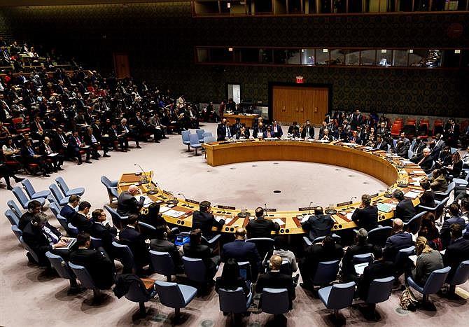 EEUU pidió a miembros del Consejo de Seguridad de la ONU tomar acciones concretas sobre crisis de Venezuela