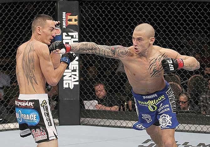 UFC 236: Holloway vs. Poirier por el título interino de peso ligero