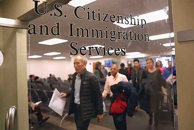 Restringen visas de trabajo H-1B