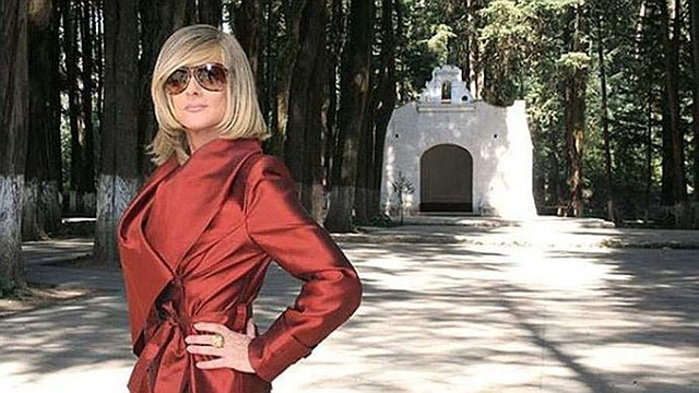 Muere la reconocida actriz de telenovelas Christian Bach