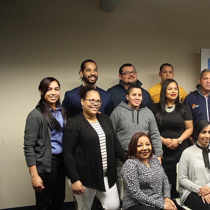 Participantes del programa actual del acelerador Negocios Exitosos de EparaTodos