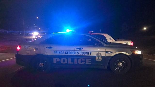 SUCESO. Foto de una patrulla de la policía del condado de Prince George's en Maryland