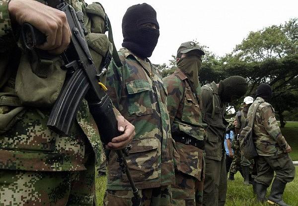 FARC asesina a una embarazada ya tres personas más
