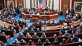 CÁLCULOS. Según Donald Trump, los poderes de emergencia le permitirían, además de obtener un presupuesto para la construcción del muro fronterizo, desviar dinero procedente de otras cuentas ya aprobadas por el Congreso.