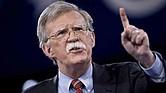 ACUERDO. El asesor de Seguridad Nacional de la Casa Blanca, John Bolton, anunció que su Gobierno ha enviado una notificación formal a bancos que se encuentran fuera de EE.UU. y que están financiando a Maduro.