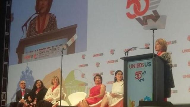 LOCALES. Sonia Gutiérrez se jubila después de casi 50 años de carrera
