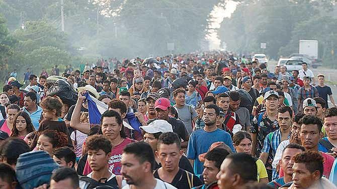 México lanzó preocupante alerta migratoria