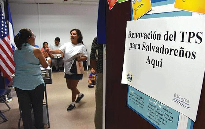 TPS de salvadoreños y nicaragüenses sigue vigente