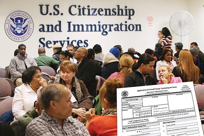 Cambio importante en formulario migratorio