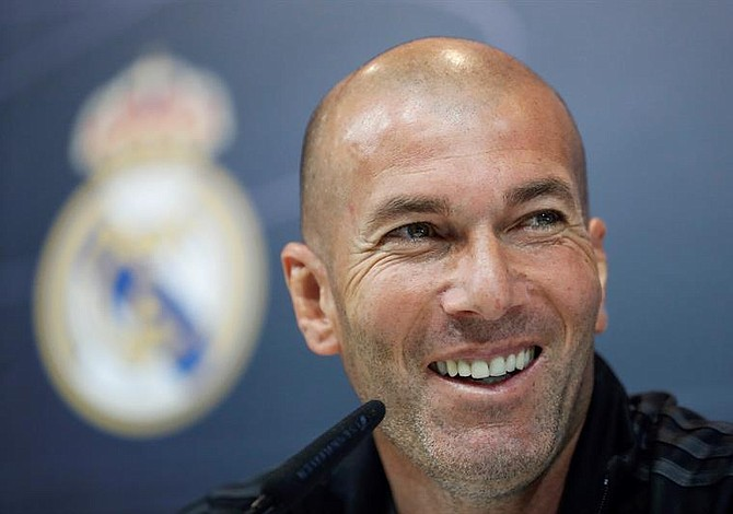 Regresa Zidane a la Casa Blanca