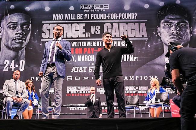 Boxeo: Este sábado habrá un choque de titanes