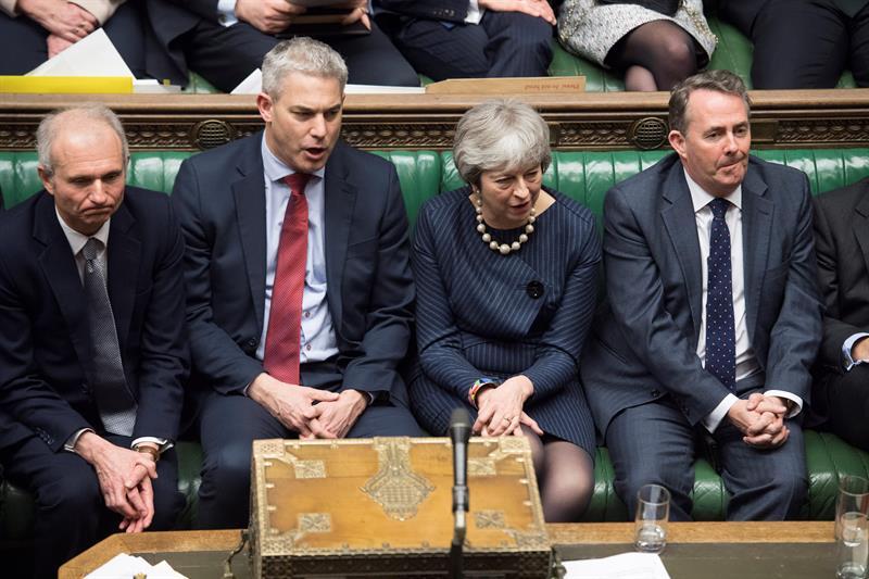 """POLÍTICA. El Reino Unido pedirá a la UE retrasar el """"brexit"""" para llegar a un consenso"""