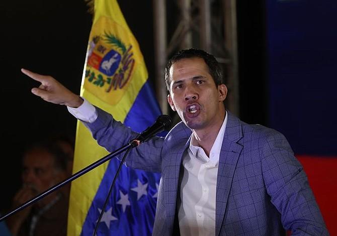 Guaidó: Venezuela no está sola; EE.UU. y el Grupo de Lima están con nosotros