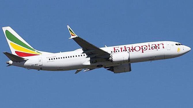 Suspenden vuelos con Boeing 737 Max 8
