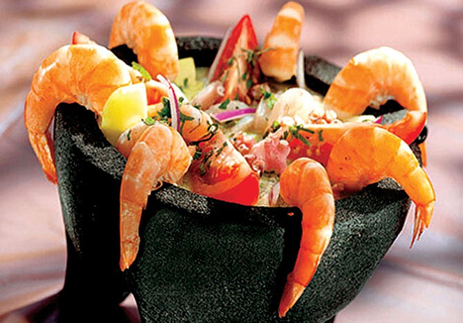 Golpe a los amantes de la comida marina