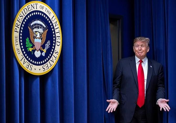 Trump veta el rechazo del Congreso a su emergencia nacional