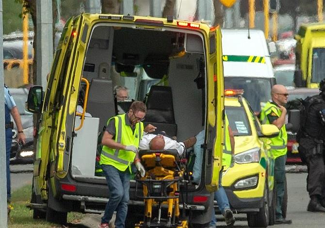 Reportan 49 muertos y 20 heridos dejó ataque armado a dos mezquitas en Nueva Zelanda