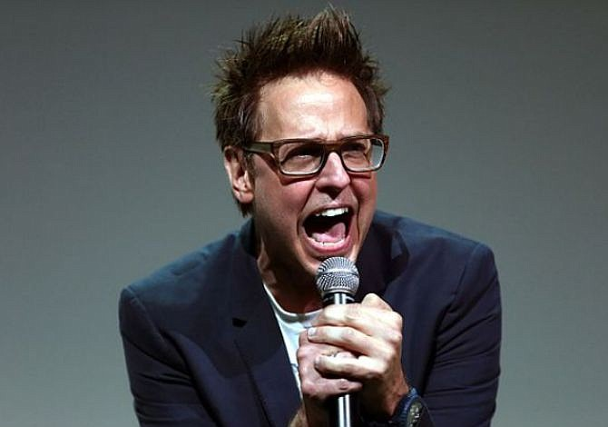 "Disney recupera a James Gunn para ""Guardians of the Galaxy Vol.3"""