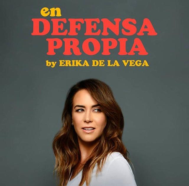 SHOW. La conductora, locutora y comediante presenta en Latinoamérica su Podcast llamado 'En Defensa Propia'