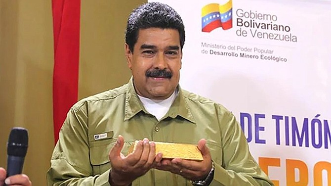 SANCIÓN. Según el secretario del Tesoro, Steven T. Mnuchin, el plan de Maduro para usurpar la autoridad de la Asamblea Nacional y despojar a Venezuela de los recursos naturales ha expuesto a las comunidades locales a toxinas peligrosas.